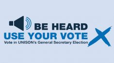 Be heard - Use your vote